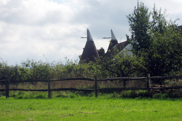 Matfield Oast, Chestnut Lane, Matfield, Kent