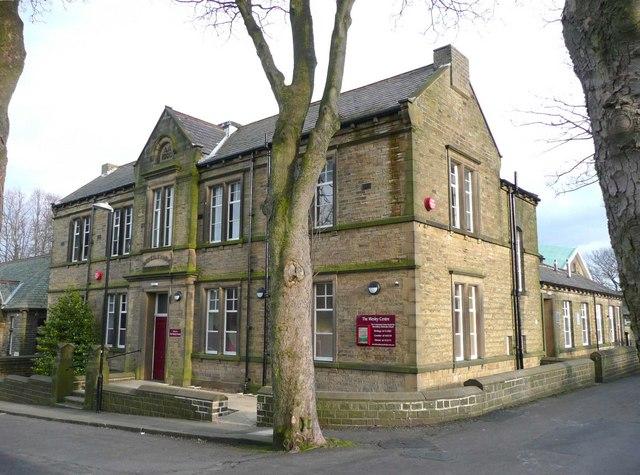 Methodist Sunday School, Stocks Walk, Almondbury