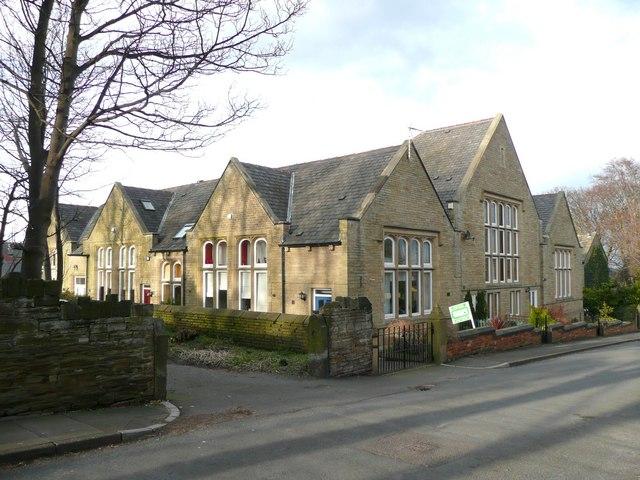 Former Church School, Stocks Walk, Almondbury
