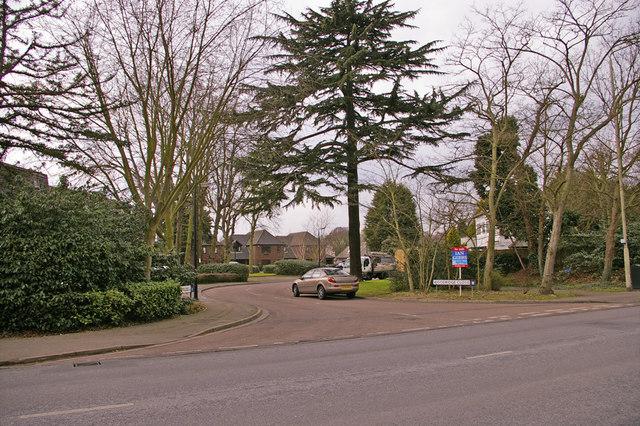 Woodbridge Close, The Ridgeway, Enfield
