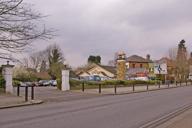The Ridgeway Tavern, Enfield