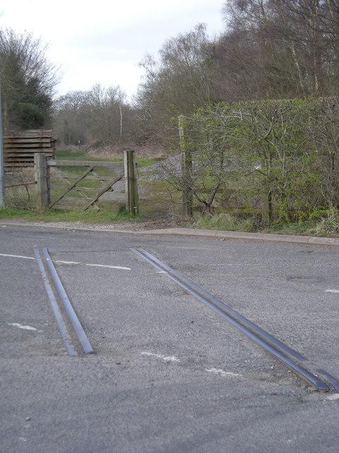Rails no longer in use