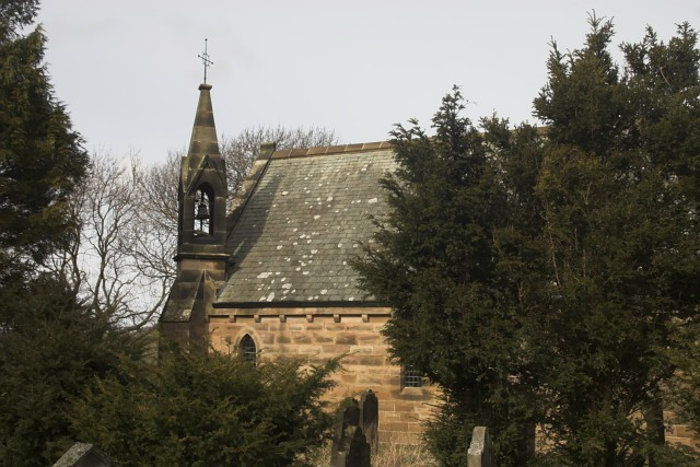 Mortuary Chapel between Egton and Glaisdale