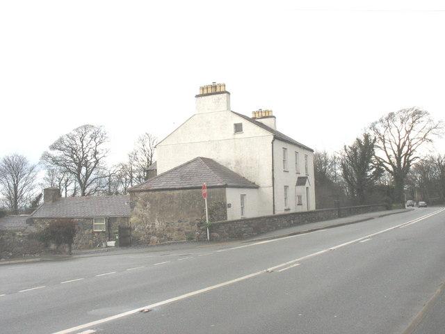 Hen Dafarn/Old Tavern at Dinas