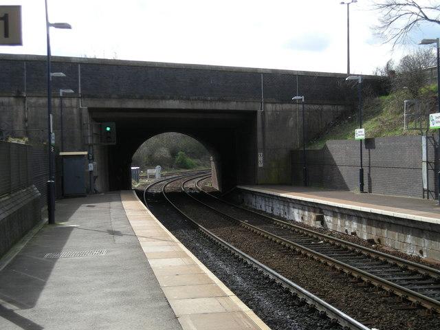 Galton Bridge Station