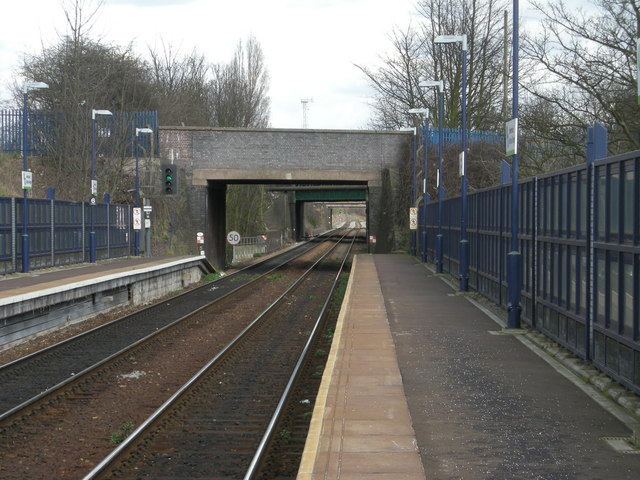 Galton Bridge Station, Smethwick