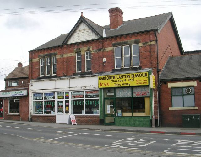 Leeds Industrial Co-operative Society Ltd - Main Street