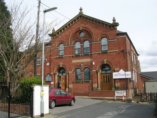 Primitive Methodist Chapel - Chapel Lane
