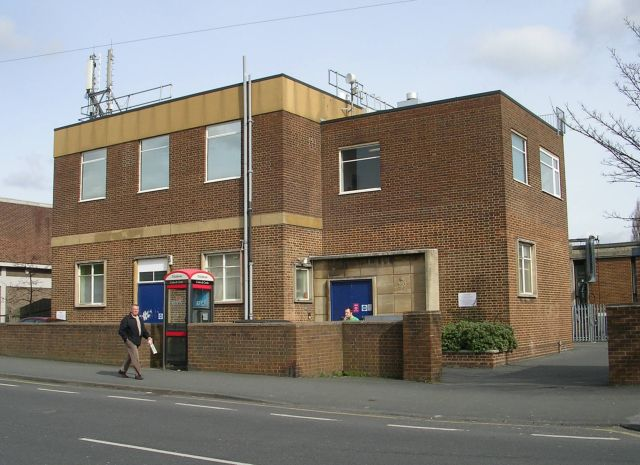 Telephone Exchange - Main Street