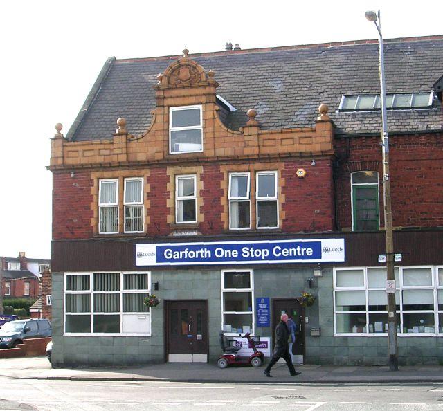 Garforth One Stop Centre - Main Street