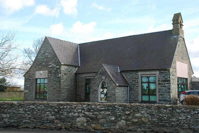 Ysgol Gynradd Llanddeusant Primary School