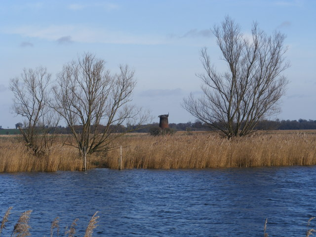 Hardley Staithe, River Yare