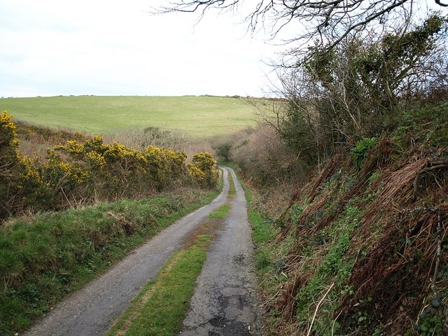 Lane to Lesnewth