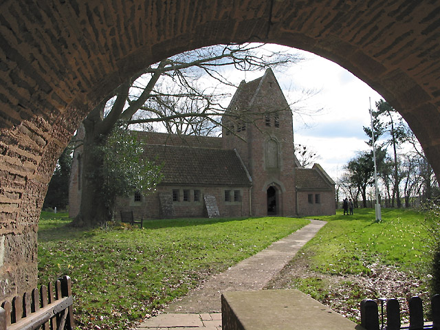 Church of St. Edward the Confessor, Kempley