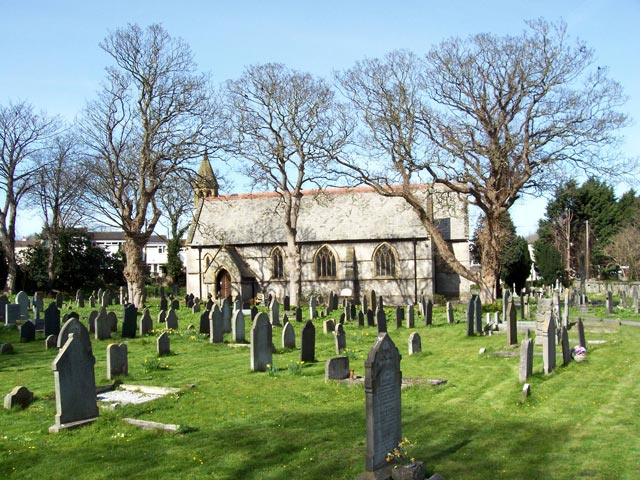 St Cynbryd's Church