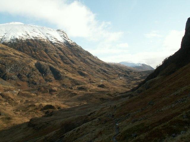 The Pass of Glencoe