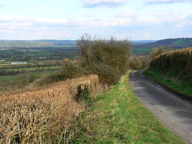 Maiden Croft Lane, Glastonbury