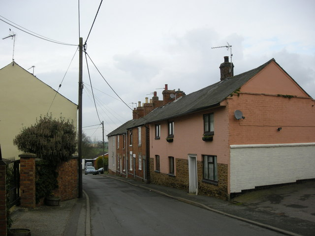 Long Buckby-West Street
