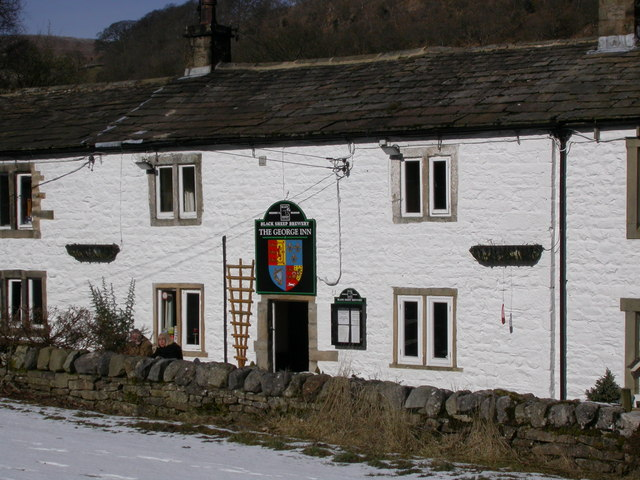The George Inn at Hubberholme