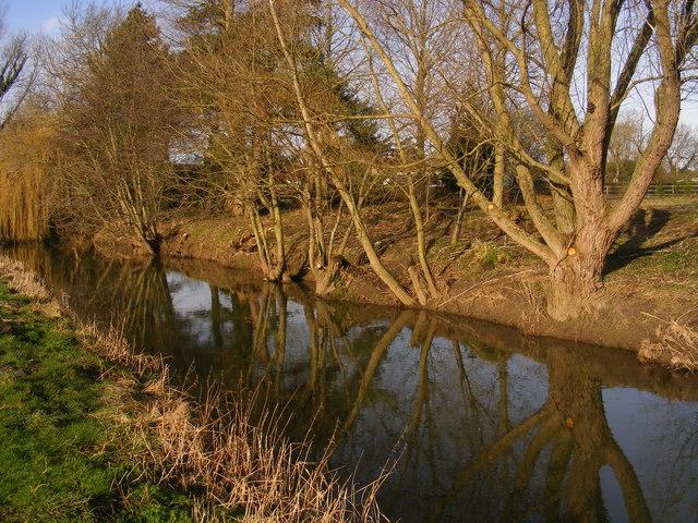 River Waveney near Earsham