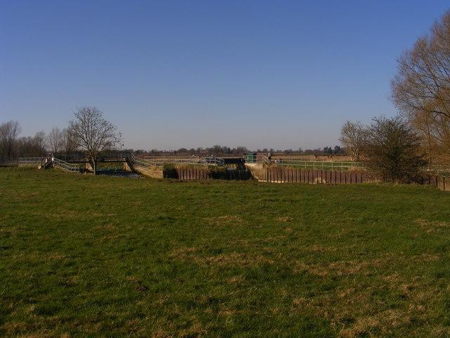 Earsham, near mill