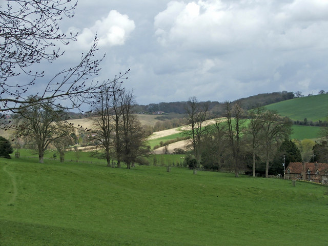 Hughenden Park, Buckinghamshire