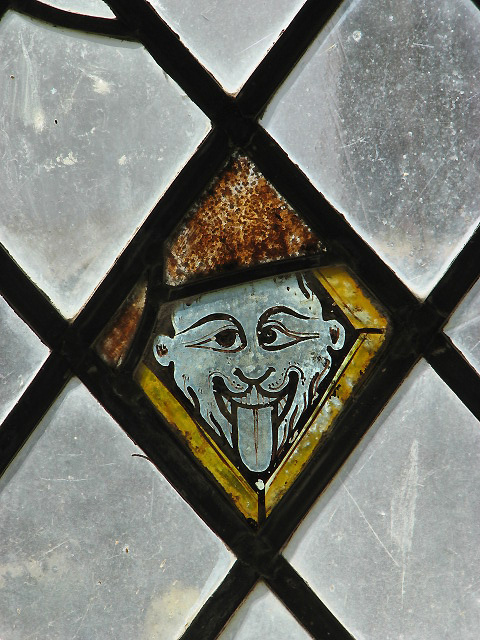 St Botolph's church - stained glass