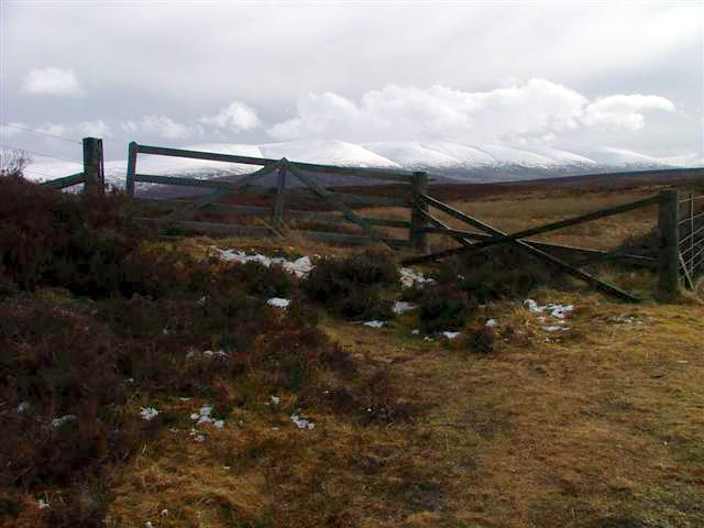 Gate to the Moorland