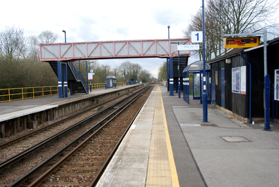 Minster Station,Thanet