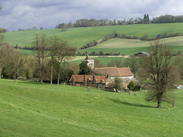 St Michael & All Angels Church, Hughenden, Buckinghamshire