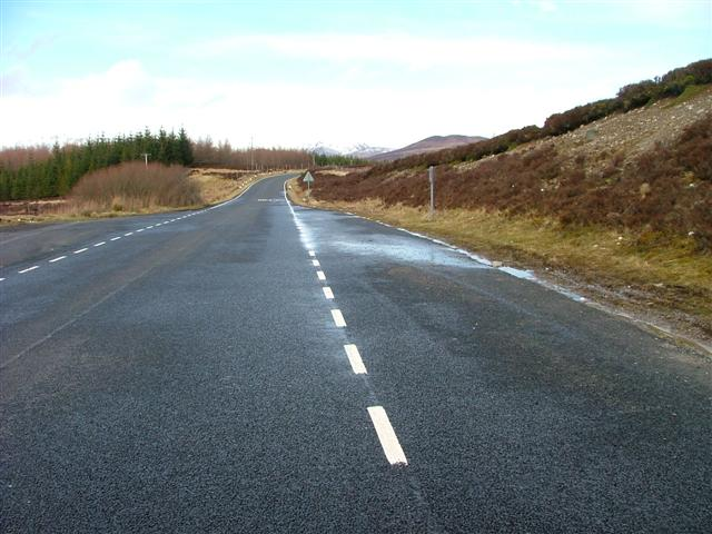 General Wade's Military Road.
