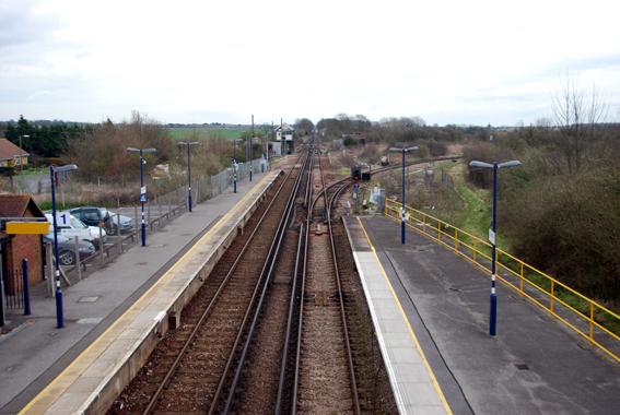 Minster Station,Thanet