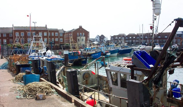 Fishing Boats-Portsmouth Camber