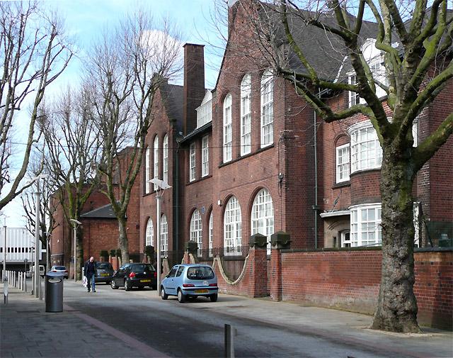 Old Hall Street, Wolverhampton