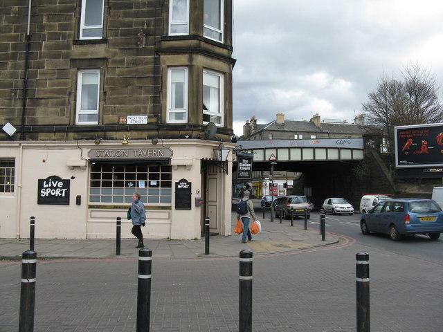 Station Tavern, Gorgie Road