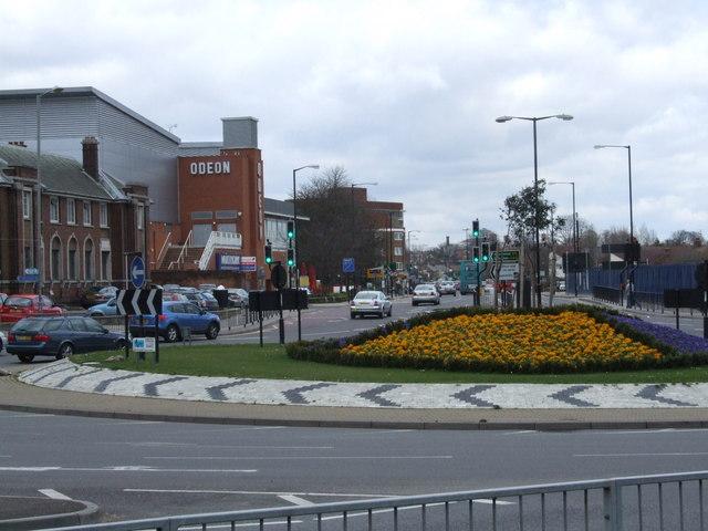 Exchange Street, Aylesbury.