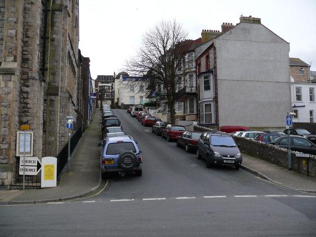 Avenue Street, Ilfracombe