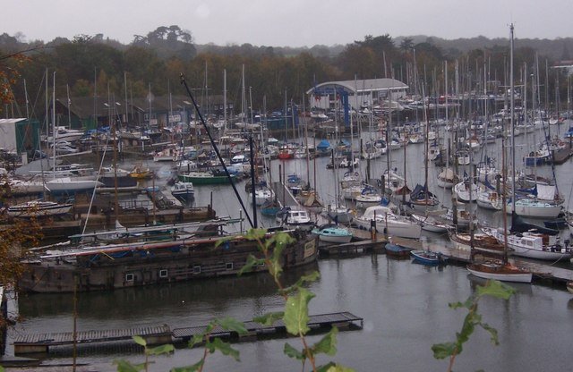 Marina-Hamble River