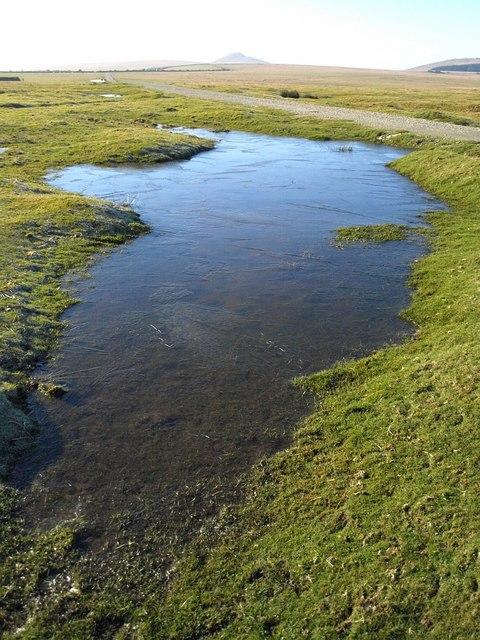 Pool on Davidstow Moor