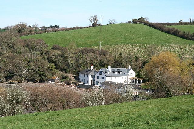 Kingswear: Old Mill Farm