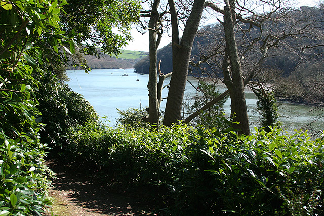 Kingswear: the Dart from Greenway