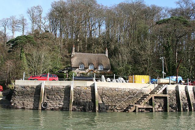 Kingswear: Greenway Quay