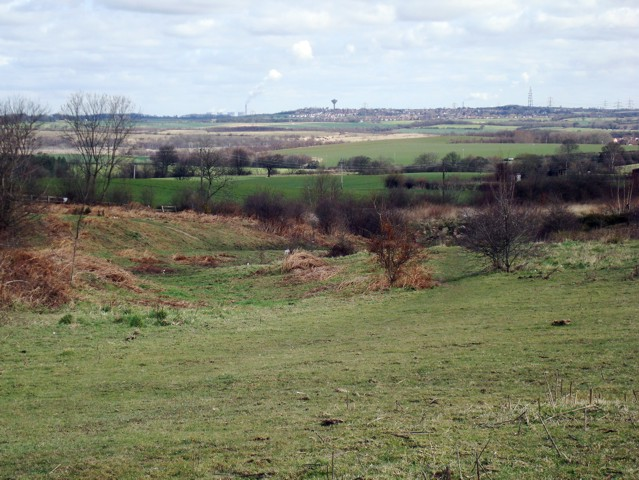Iron Age site, South Kirkby