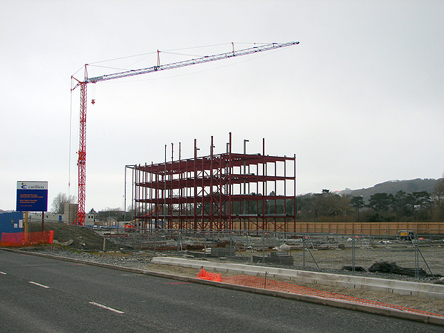 Welsh Assembly Office Construction
