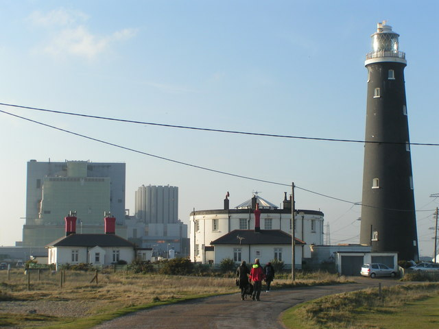Dungeness Old Light and Power Station