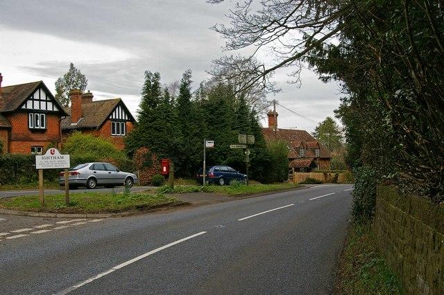 Ightham Kent