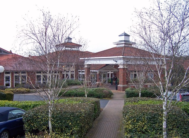 The Maidstone Hilton Hotel