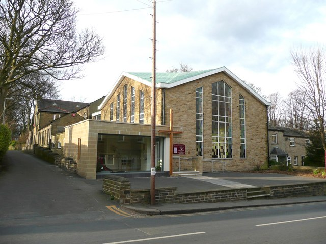 The Methodist Church, Westgate, Almondbury