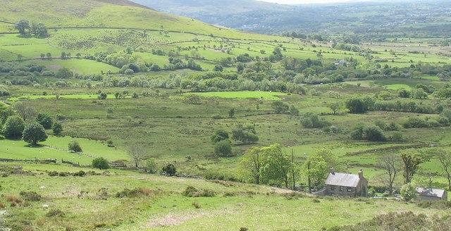 Cae'r-gof, a former farmhouse