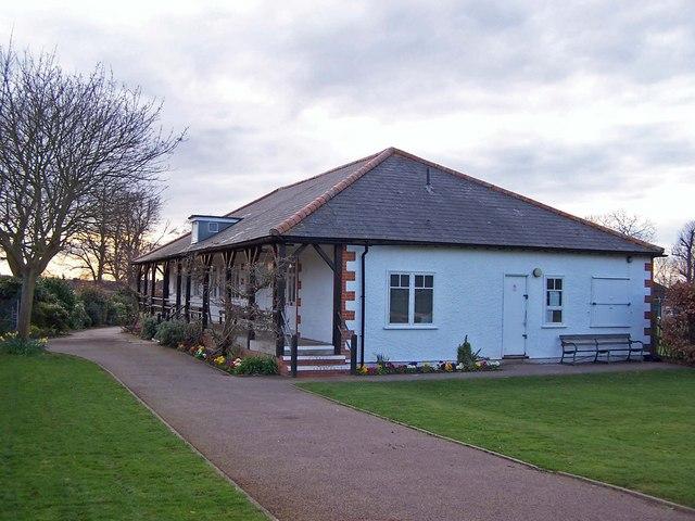 Sports pavilion, Penenden Heath